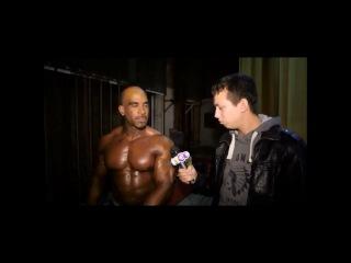 Интервью у качка